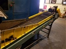 "Hytrol Rubber Conveyor 26"" x 132"""